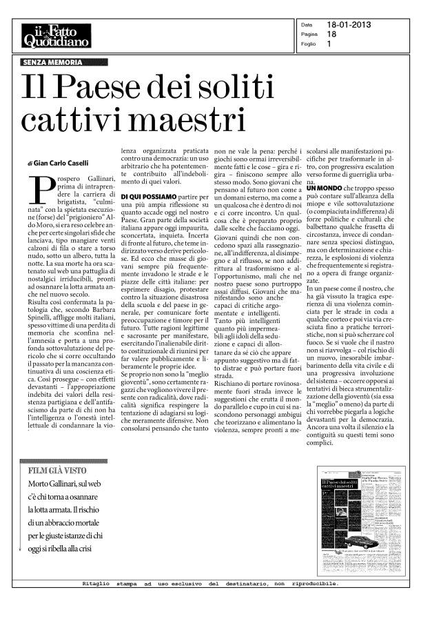 CaselliFatto18-1-13