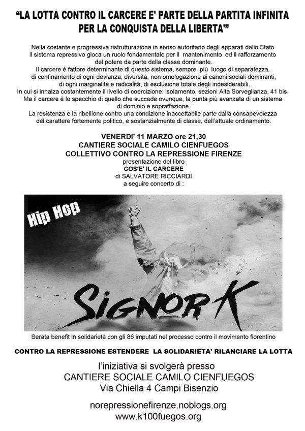 Firenze Campi 11 Marz