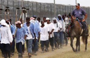 carceri-Texas