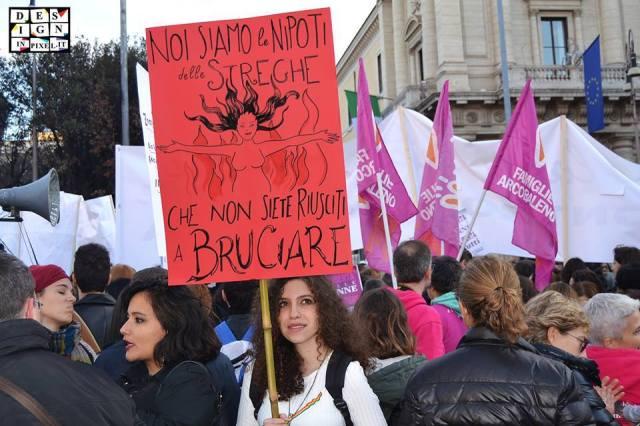Roma, 26 novembre 2016: un nuovo movimento occupa la scena!